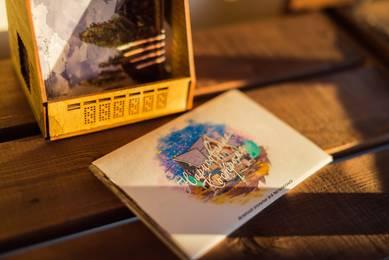 «Нарисованная Кострома» набор почтовых открыток