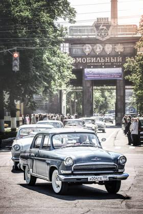 Автозавод «ГАЗ»